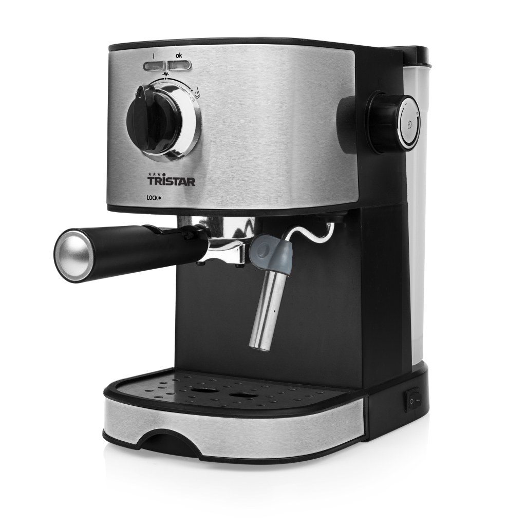 Tristar CM-2775 Espressomachine RVS/Zwart