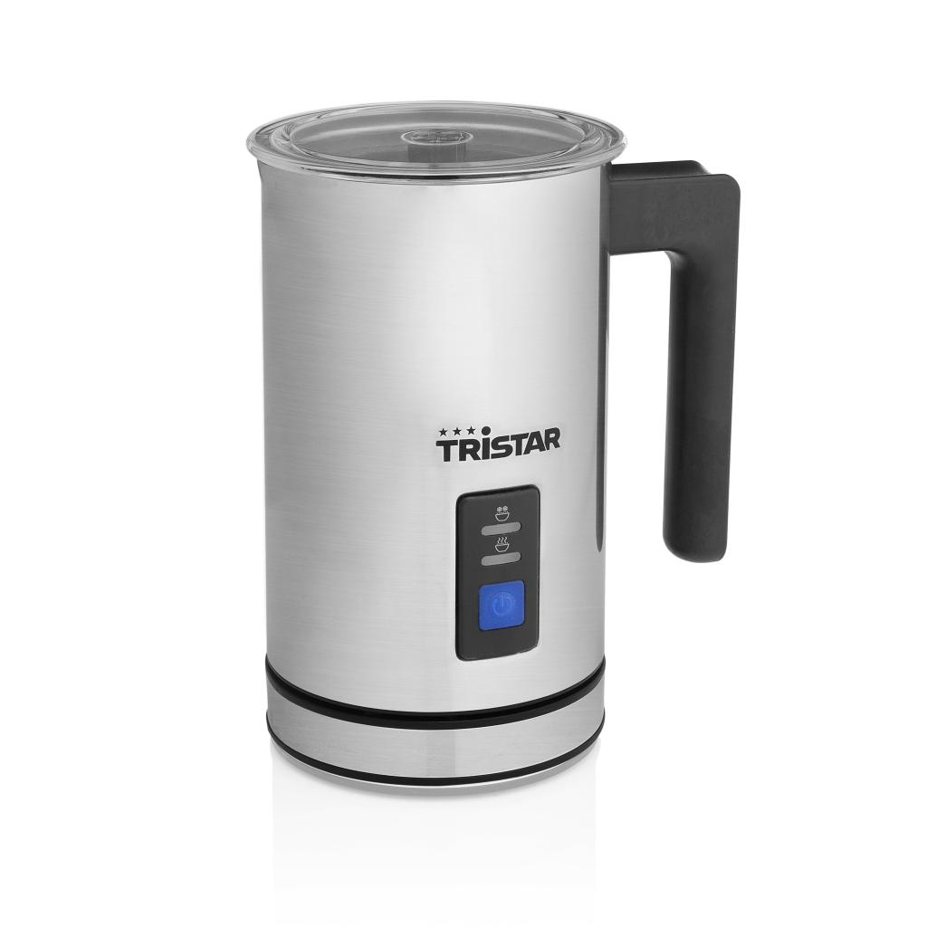 Tristar MK2276 Melkopschuimer Zwart/RVS