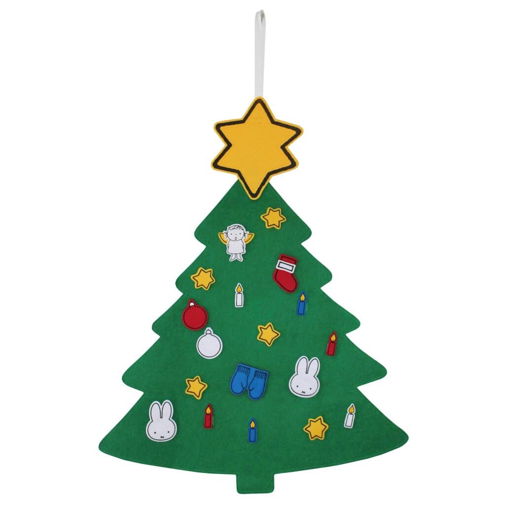 Nijntje Vilten Kerstboom 75x100 cm