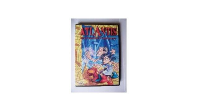 DVD Atlantis Het Verloren Continent