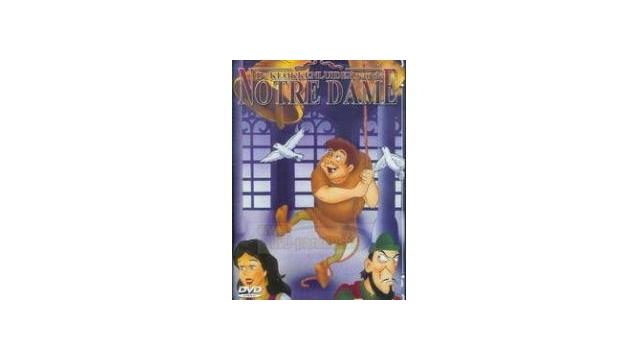DVD De Klokkenluider van de Notre Dame