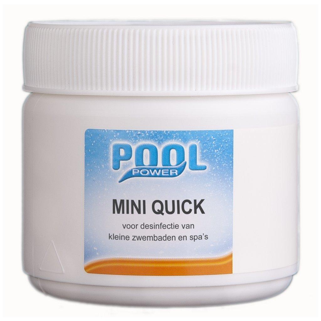 Pool Power Mini Quick 180 Tabletten
