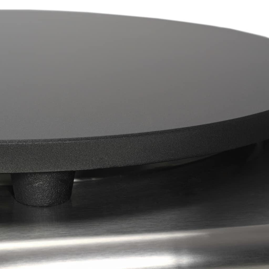 Elektrische crpemaker met lekbakje 40 cm 3000 W