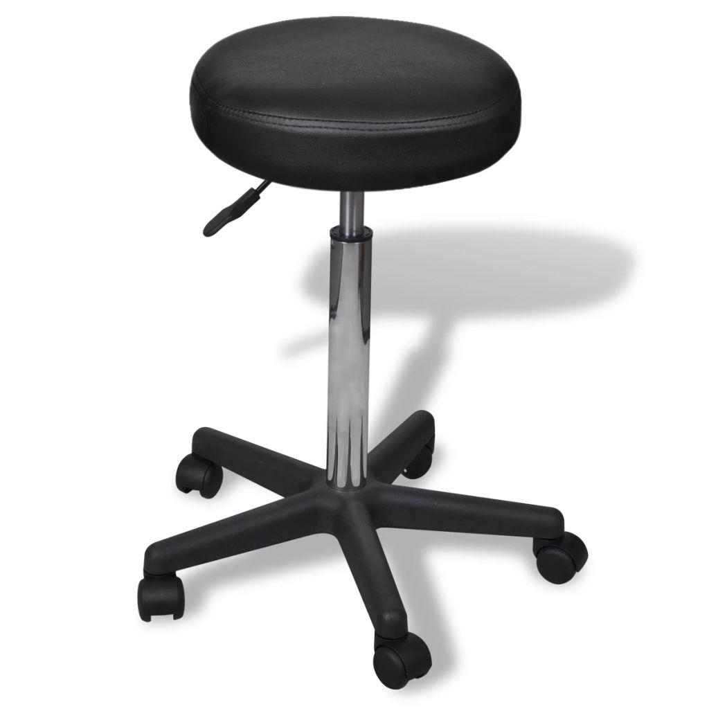 Kantoorstoel zwart