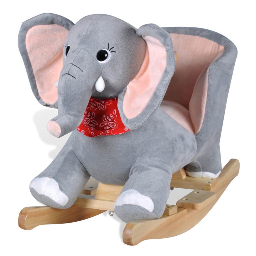 Hobbeldier olifant