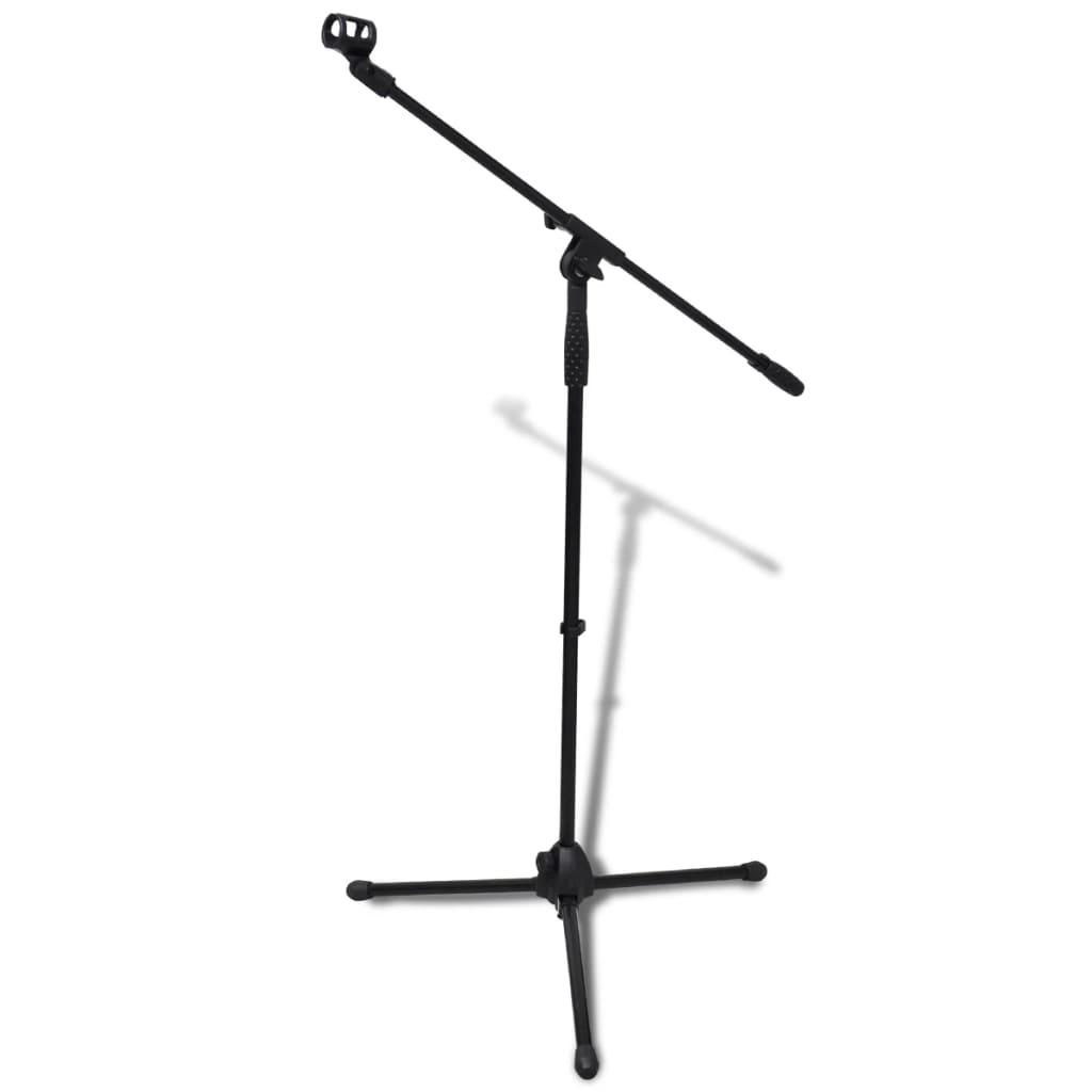 Microfoonstandaard verstelbaar