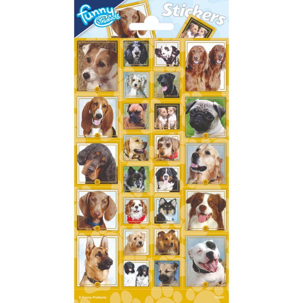 Honden Stickers