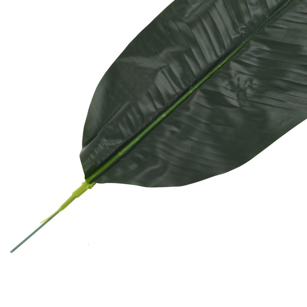 Kunstbladeren banaan 5 st 50 cm groen