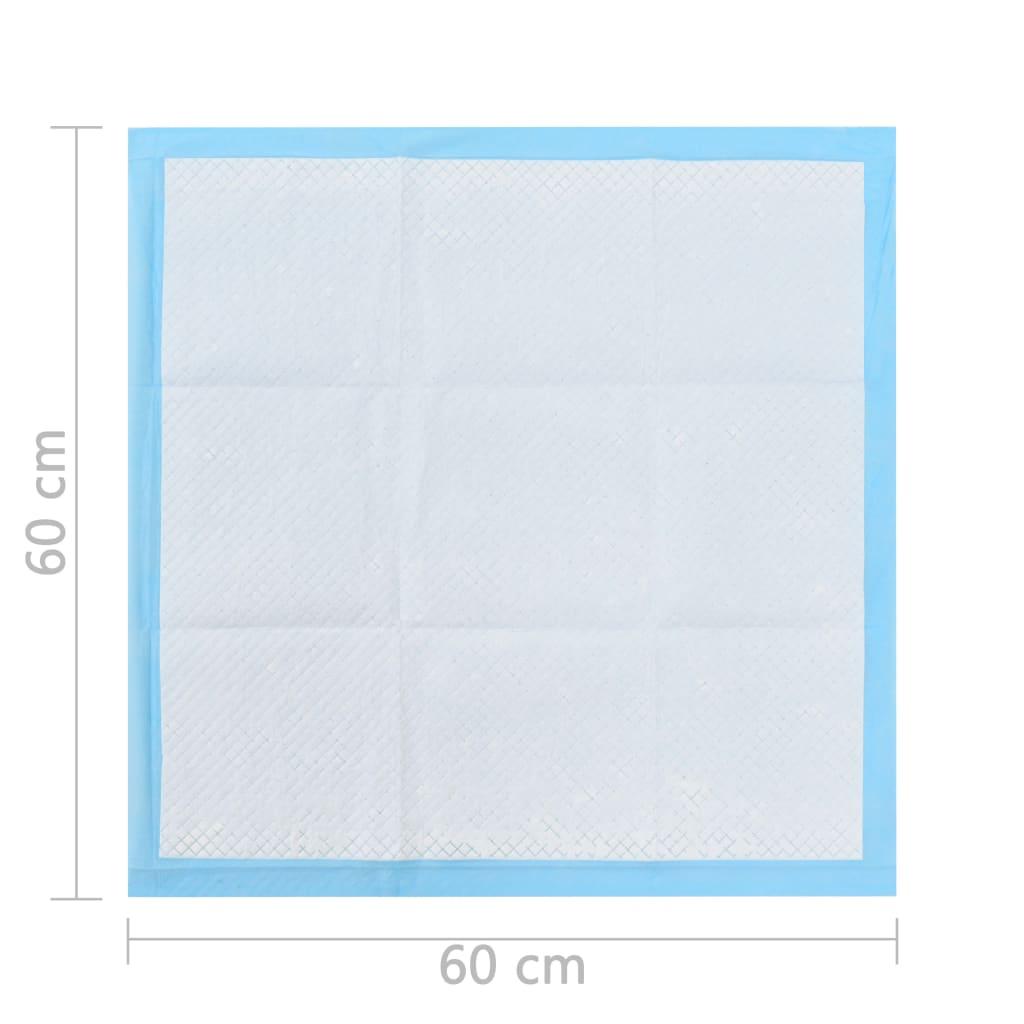 Huisdierentrainingsdoekjes 100 st 60x60 cm nonwoven stof