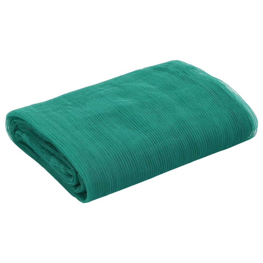 Steigernet 2,5x10 m HDPE groen