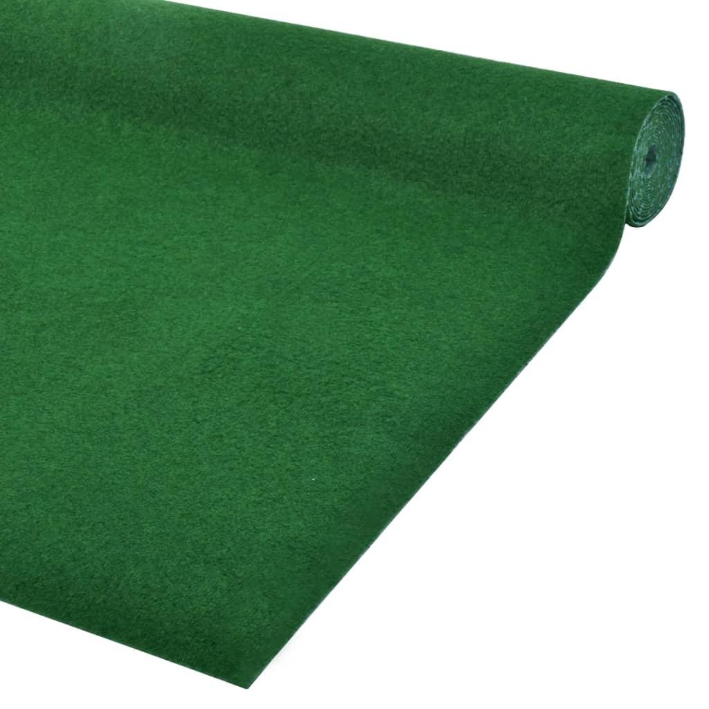 Kunstgras met noppen 2x1,33 m PP groen