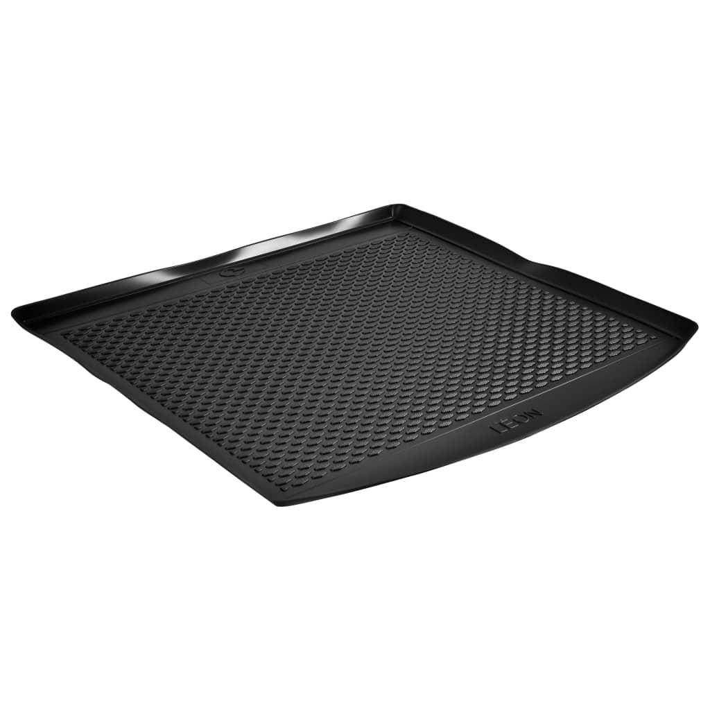 Kofferbakmat voor Seat Leon Combi (2013-) rubber
