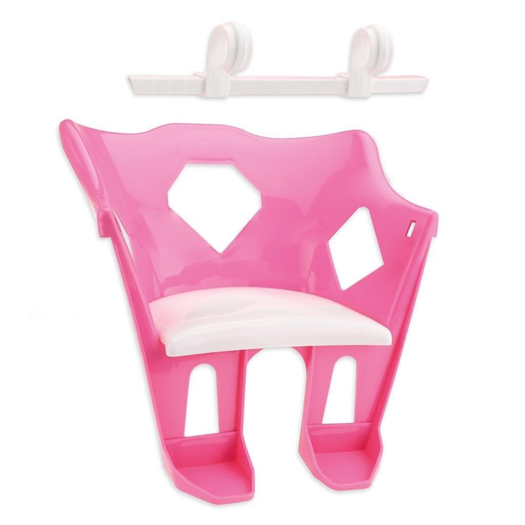 Cute Baby Poppenfietsstoel Roze