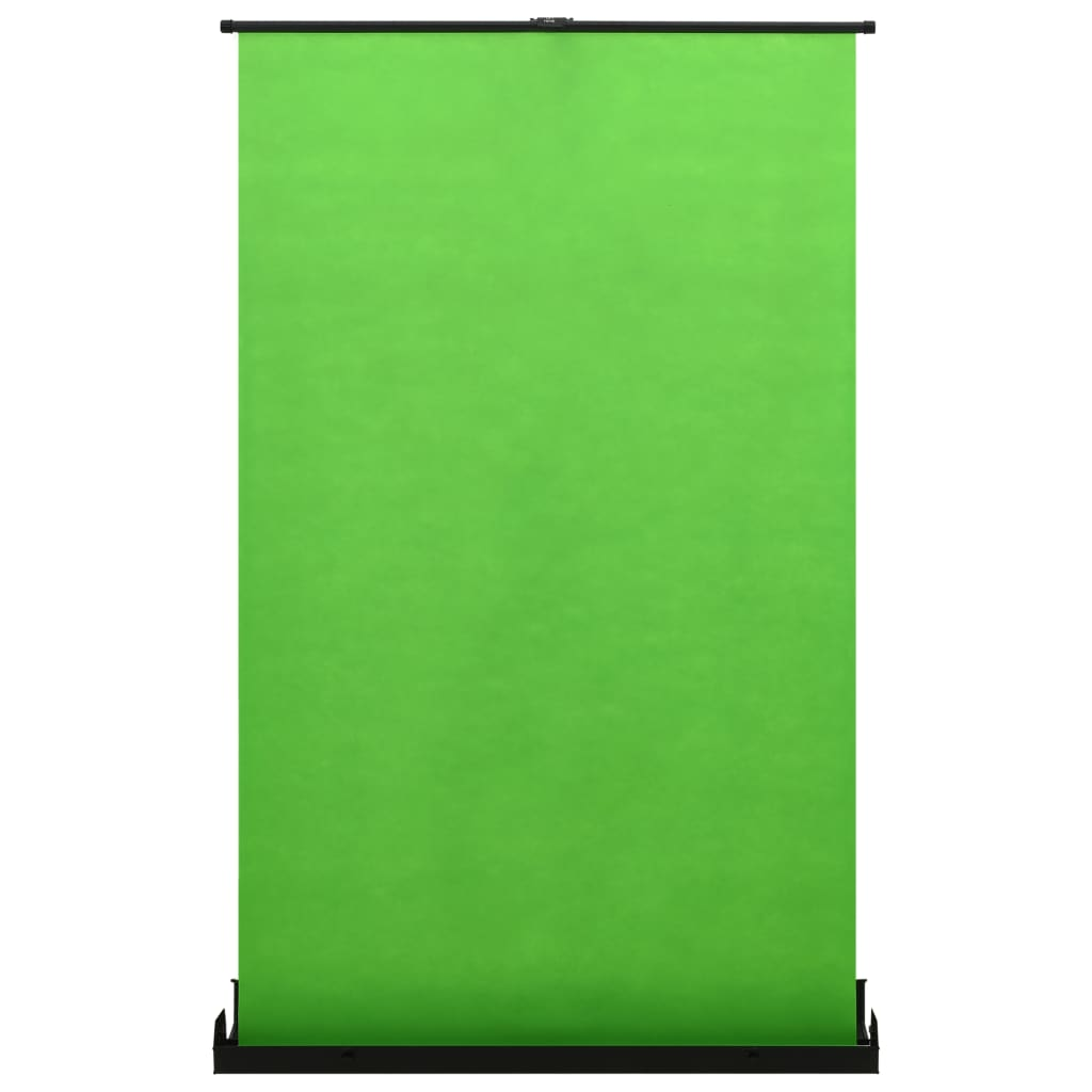 Fotoachtergrond 4:3 95'' groen