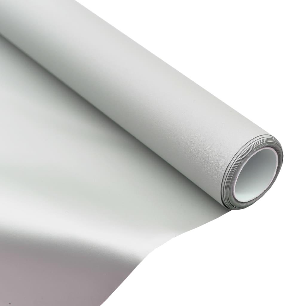 Projectiedoek 4:3 72'' PVC metallic