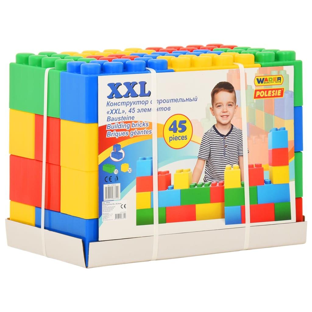 Polesie Speelgoedblokken 45 st