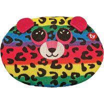 TY Wasbaar Kinder Mondkapje Luipaard Dotty Verstelbaar 3+