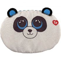 TY Wasbaar Kinder Mondkapje Panda Bamboo Verstelbaar 3+