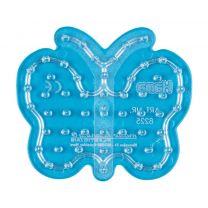 Hama Maxi Strijkkralen Grondplaat Vlinder Transparant