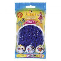 Hama Strijkkralen Donkerblauw 1000 Stuks