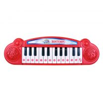 Bontempi Mini Keyboard met 24 Toetsen + Licht