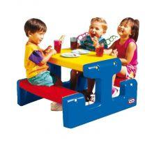 Little Tikes 4795 Picknicktafel Primary