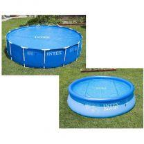 Intex 29020 Solar Cover Afdekzeil voor Zwembaden van 244 cm