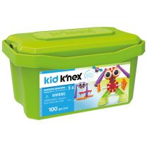 Kid Knex Budding Builders Box 100-delig