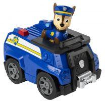 Paw Patrol Voertuig met Figuur Assorti