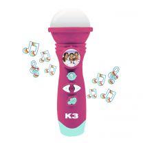 K3 Microfoon met Stemopname Dromen