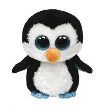 Ty Beanie Buddy Knuffel Pinguin - Waddles