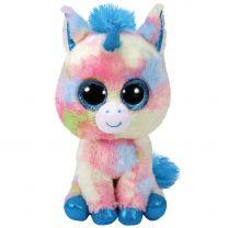 Ty Beanie Boo's Blitz Unicorn, 15cm