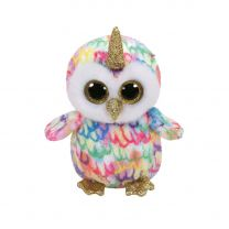 Ty Beanie Boo's Enchanted Owl, 15cm