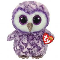 Ty Beanie Buddy Moonlight Owl, 24cm
