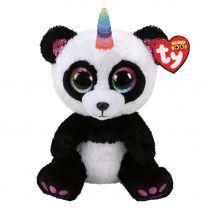 Ty Beanie Buddy Paris Panda, 24cm