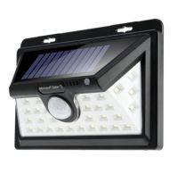 Wandlamp op zonne-energie met bewegingsmelder 34 LED's