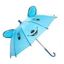 Vrolijke Dieren Paraplu - Blauw, Ø 50 cm