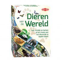 Kaartspel Dieren van de Wereld