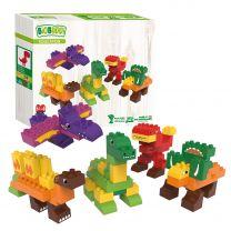 BiOBUDDi Educatie Dinosauriërs, 79dlg.