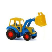 Polesie Tractor Blauw