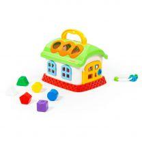 Polesie Leer- en Speel Huis
