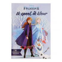 Disney Frozen II Kleurboek met Kalender