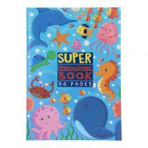 Super Kleurboek - Onderwaterwereld