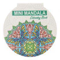 Mini Mandala Kleurboek