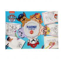 Placemat/Onderlegger Paw Patrol