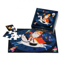 Mini Puzzel Sinterklaas, 24st.