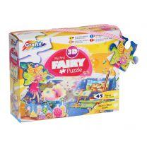3D Vloerpuzzel Fairies