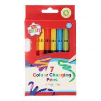 Kleurveranderende Stiften, 7st.