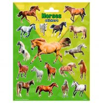 Stickervel Paarden
