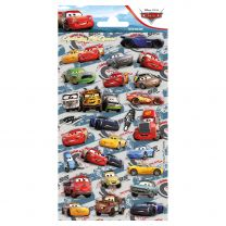 Stickervel Twinkle - Cars
